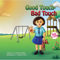 Good Touch Bad Touch (Let's Learn Book 6) by Kunal Das, Vedika Agrawal